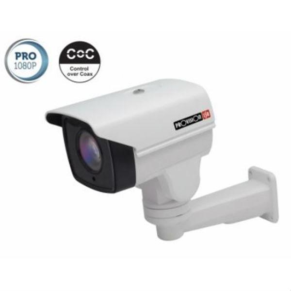 מדהים מצלמת אבטחה צינור ממונעת 2 מגה פיקסל PROVISION דגם I5PT-390AHDX10. ZQ-39
