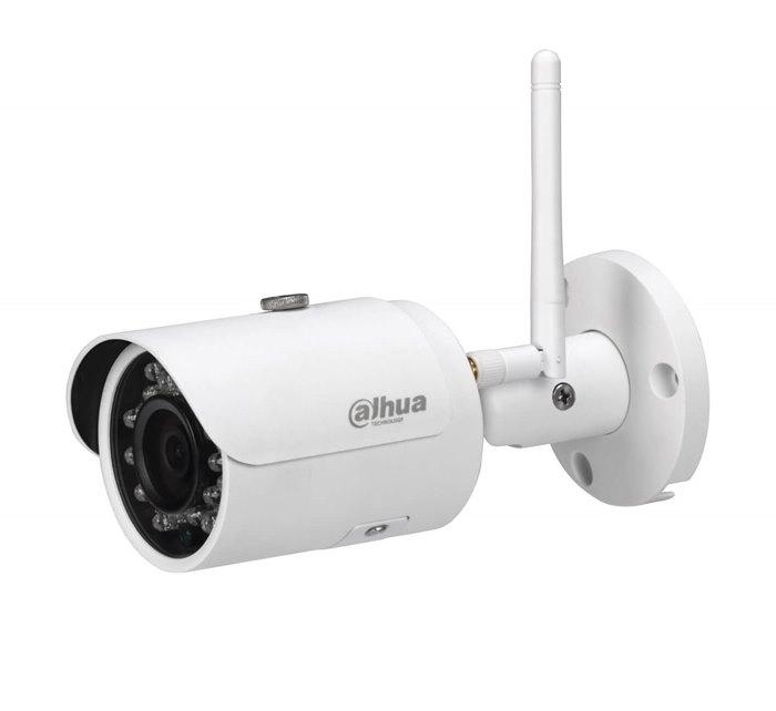 מצלמת אבטחה צינור. IP 4MP אלחוטית HFW1435S-W