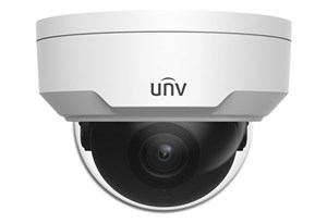 מצלמת כיפה IP 8MP עדשה 2.8 דגם UNIVIEW IPC328LR3-DVSPF28(40)-F