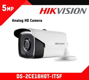 DS-2CE16H0T-IT5F מצלמת צינור HIKVISION 5MP
