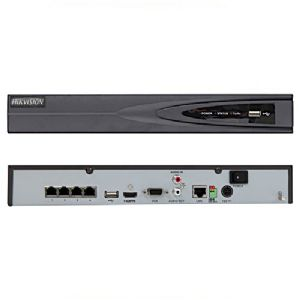DS-7604NI-K1/4P NVR4 CH +4 POE